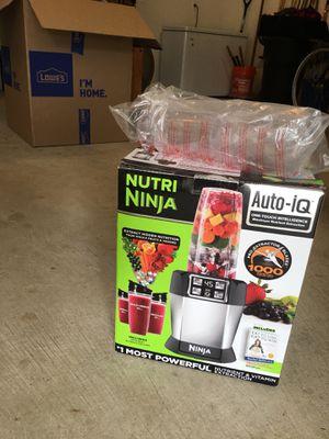 NUTRI NINJA for Sale in Gig Harbor, WA