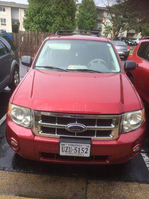 Ford Escape 2008 4 cilindros 120 mil millas título limpio for Sale in Alexandria, VA