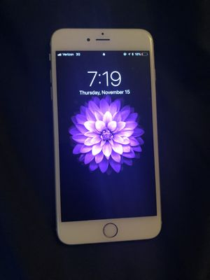 iPhone 6 Plus for Sale in Silver Spring, MD