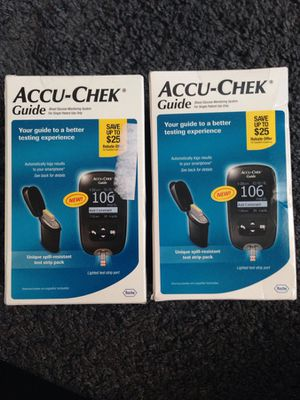 ACCU-CHEK for Sale in Silver Spring, MD