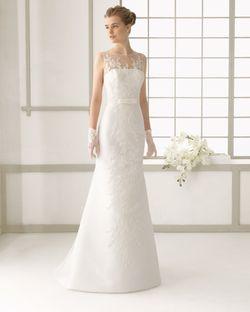 Rosa Clara wedding gown Thumbnail