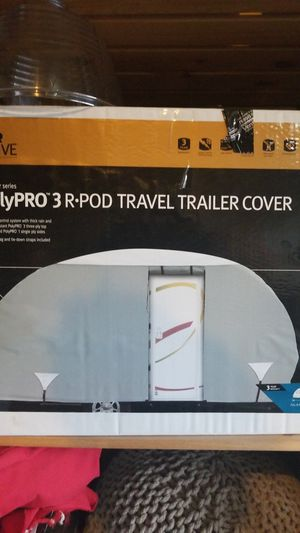Poly Pro 3R Travel trailer cover/ new for Sale in Ceres, CA