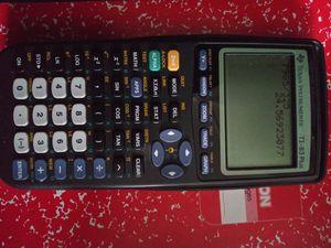 Selling Texas Instrument Math Calculator for Sale in Alexandria, VA