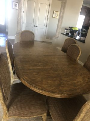 Swell New And Used Dining Table For Sale In Phoenix Az Offerup Download Free Architecture Designs Crovemadebymaigaardcom