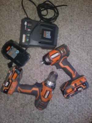 Rigid drill set for Sale in Eustis, FL