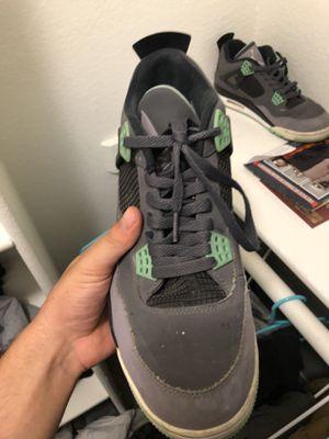 7cb88acfbaa3 Jordan green glow 4s size 11.5 for Sale in Scottsdale