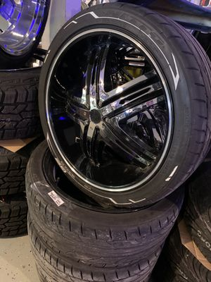 Photo Massive wheels 5x114 5x4.5 20 inch with nitto tires rims fits 350z g35 mustang camry optima supra