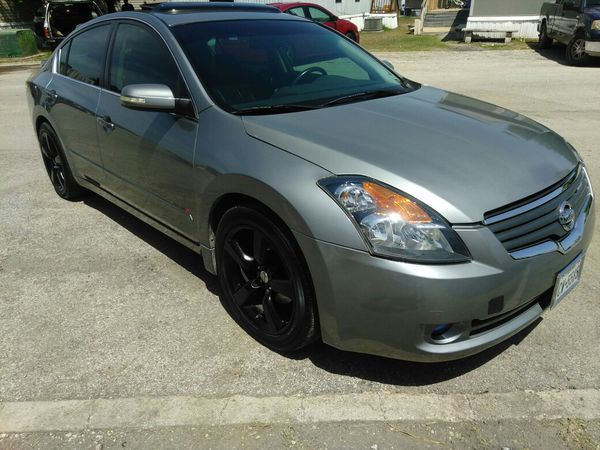 2007 Nissan Altima Sle V6 Fully Loaded With Low Miles 90k For In San Antonio Tx Offerup