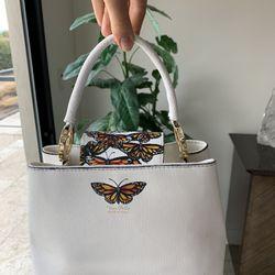 Hand Painted Handbag Thumbnail