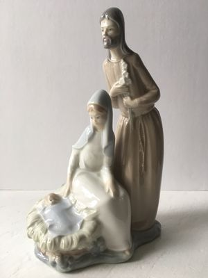 Lladro Nativity Figurine for Sale in Fairfax, VA