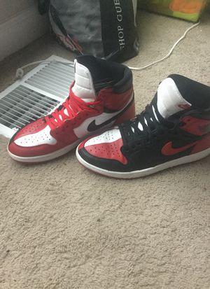 Air Jordan's retro 1's for Sale in Germantown, MD