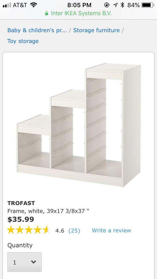 IKEA Trofast Storage for Sale in Brandon, FL - OfferUp