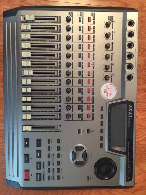 Akai DPS12i with accessories for Sale in Dallas, TX - OfferUp