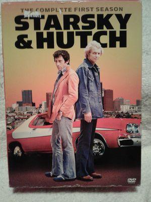 Starkey & Hutch DVD Seasons 1 & 2 for Sale in Crosby, TX