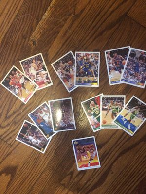 Basketball Card Collectibles 1/3 for Sale in Washington, DC
