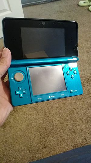 3DS Turquoise for Sale in Cleveland, OH