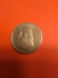 Una 1 Dollar De año 1881 Pueden Ofrecer Okey Grasias Thumbnail