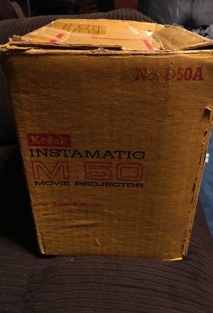Kodak instamatic movie projector for Sale in Selma, CA