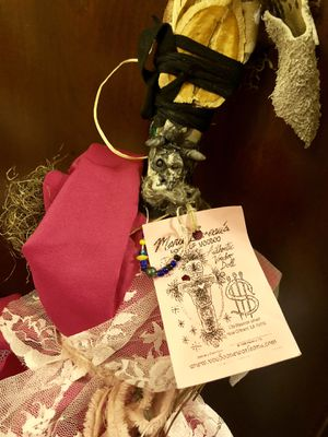 AUTHENTIC MARIE LAVEAU VOODOO DOLL for Sale in Bristow, VA