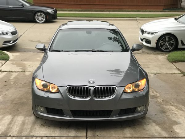 2007 Bmw 3 Series 328i Coupe Clean Title 92k Miles For Sale In Frisco Tx Offerup