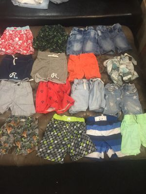 2t/3 boys shorts for Sale in Baltimore, MD