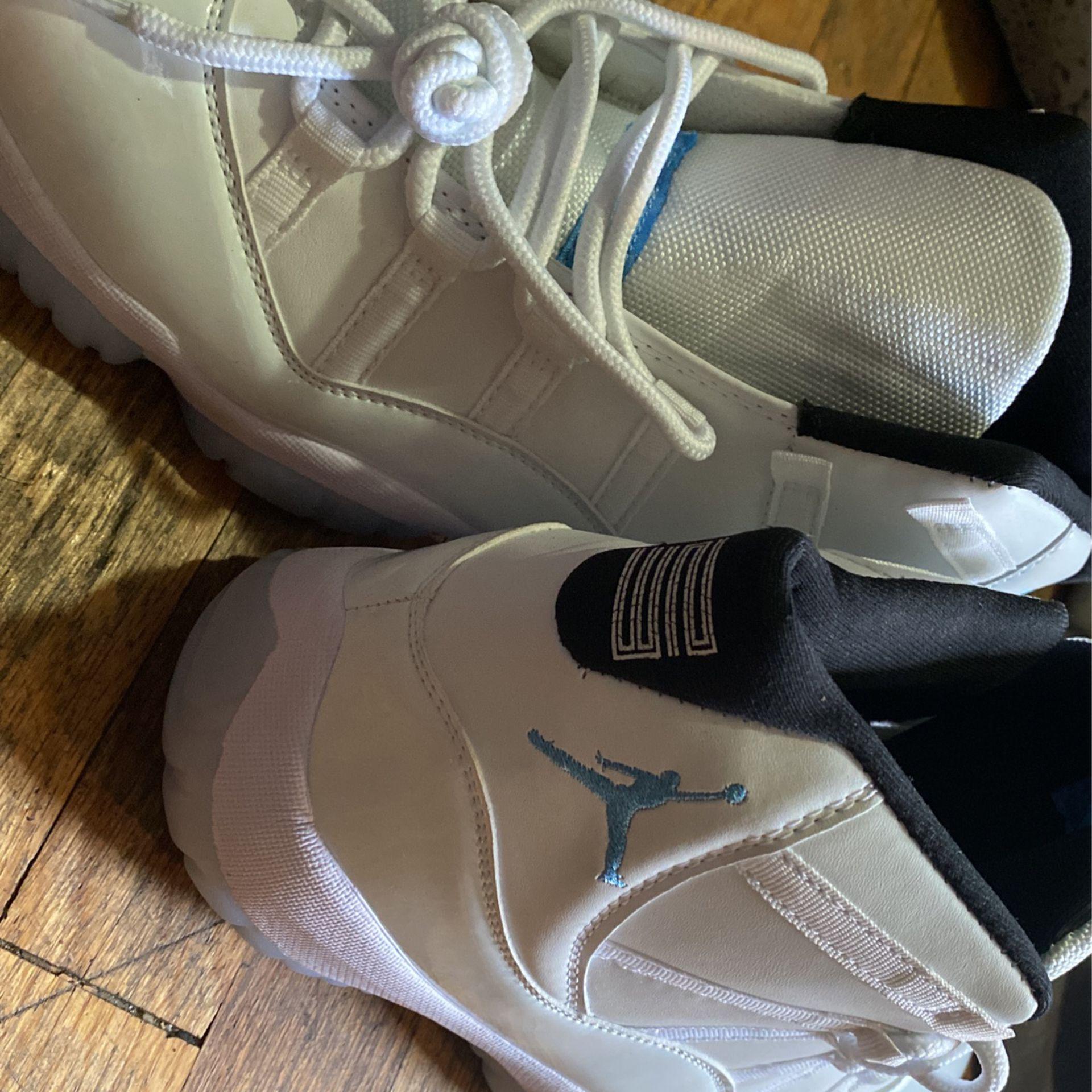 Jordan 11 Retro Legend Blue's (2014)