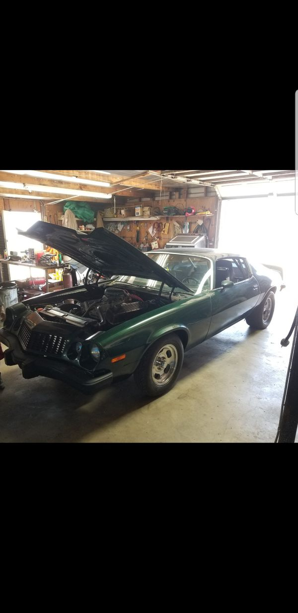 1976 camaro race car 454 for Sale in Midland, TX - OfferUp