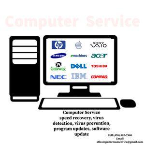 Computer Service for Sale in Atlanta, GA