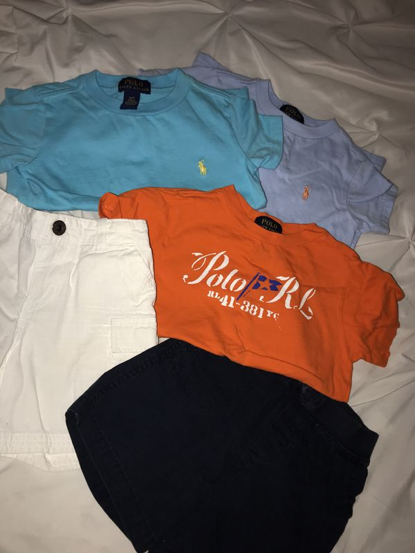 06e7594165e7 Toddler boy clothing 2t shirt 24 month shorts