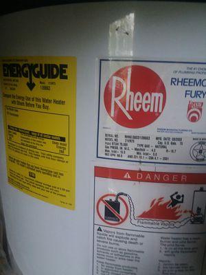 Rheem hot water heater for Sale in Broad Run, VA