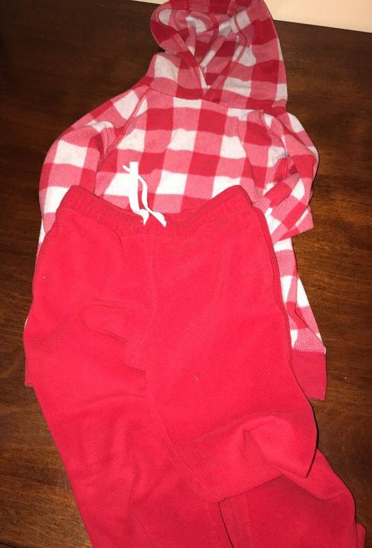 Gymboree set pants and hoddie