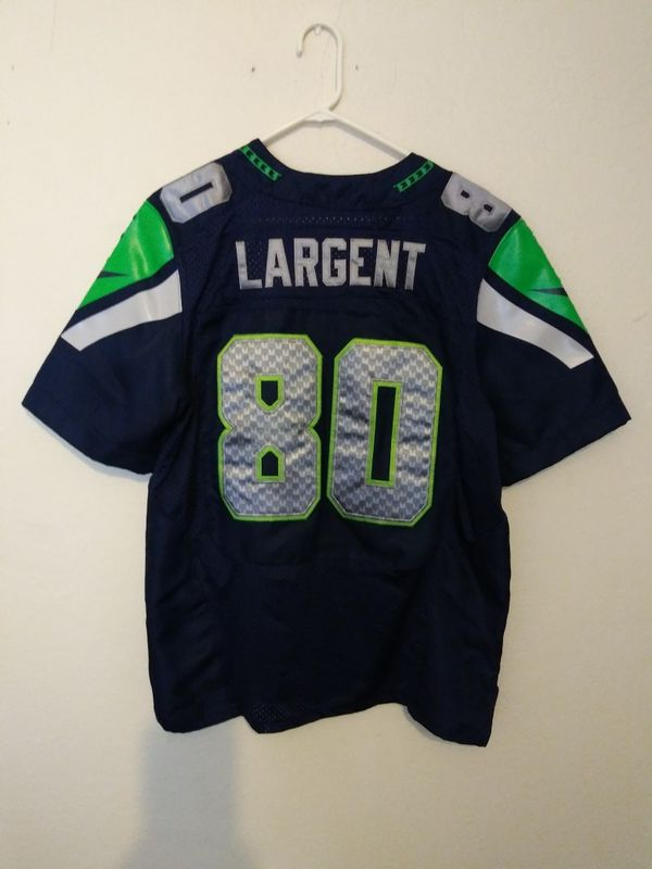 Seattle Seahawks jersey  80 Steve Largent for Sale in Olympia f70d4bb19