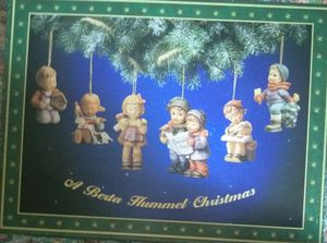 Christmas is just a few months away Beautiful collectible Hummel ornaments for Sale in Forest Heights, MD