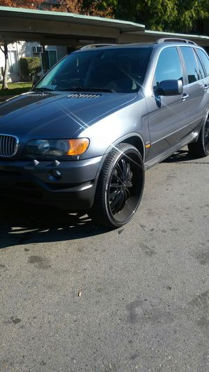 Bmw X5 On 26s For Sale In Sacramento Ca Offerup