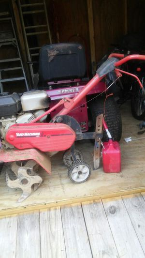 A tiller for sale for 100.00 for Sale in Crewe, VA