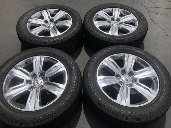 Hankook Dynapro Atm 275 55r20 >> 4 20 Ford Wheels 275 55r20 Hankook Dynapro Atm For Sale In Garden Grove Ca Offerup