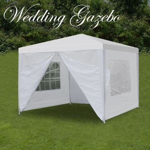 NEW 10' x 10' Outdoor Canopy Tent w/4 walls, fully enclosed, never opened for Sale in Centreville, VA