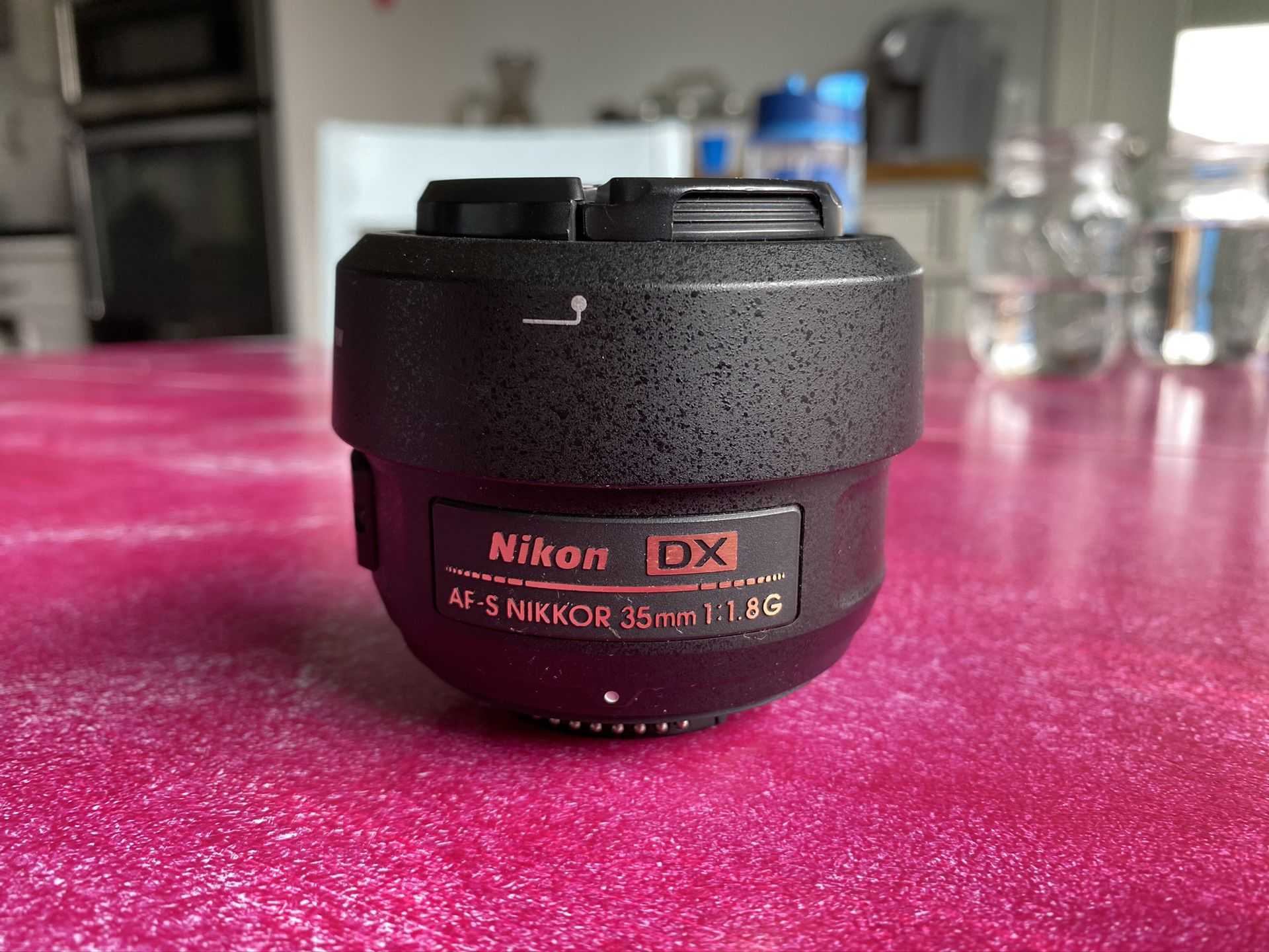 Nikon D7000 Kit 35mm & 18-200mm Lenses