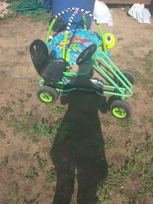 Paddle go kart for Sale in Winters, TX