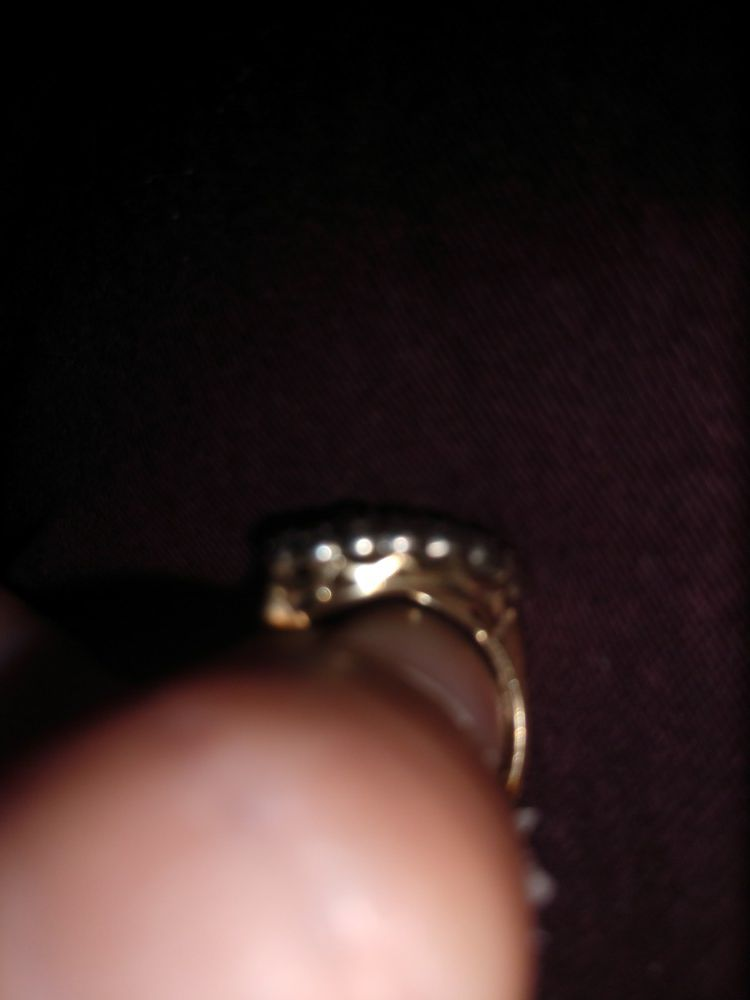 Princess Diamond Ring!