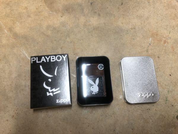 Zippo Lighter: Playboy Bunny Logo for Sale in Winston-Salem, NC - OfferUp
