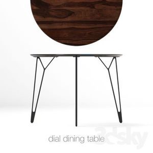 Cb2 Dial Dining Table For In Costa Mesa Ca Offerup