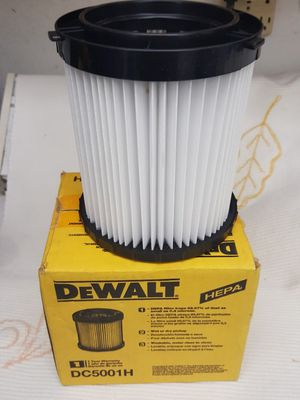 NEW Replacement HEPA filter DC500 for Sale in Salt Lake City, UT