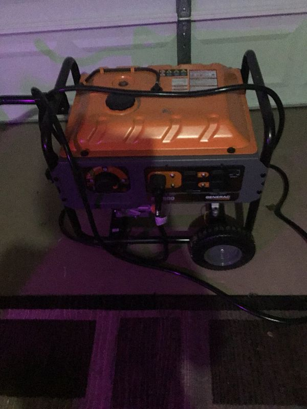 T His Is A Brand New Generac Generator I Purchased Last