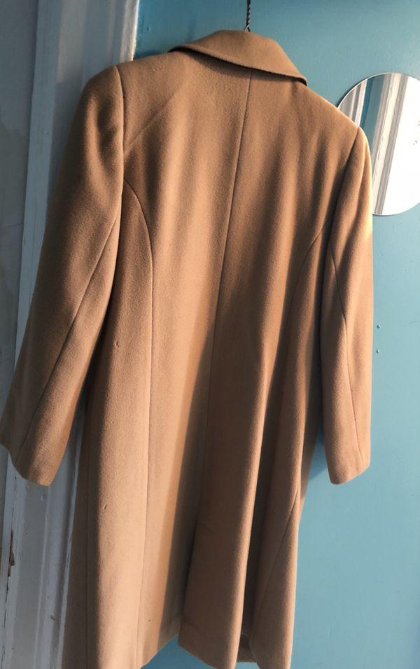 Wool Coat and shorts