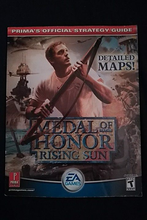 Medal Of Honor Rising Sun Maps on