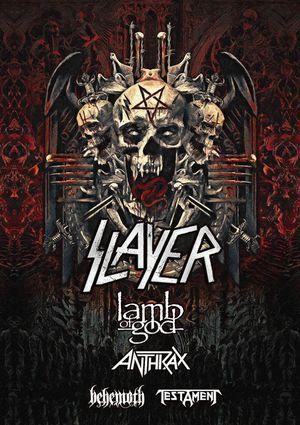 Slayer Tickets San Diego for Sale in San Diego, CA