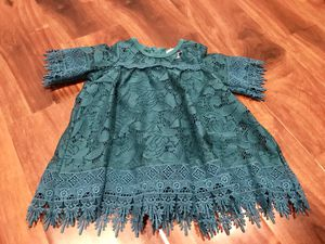 Jessica Simpson baby dress NEW | 3-6 months for Sale in Fife, WA