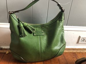 Kate Spade green purse for Sale in Inwood, WV