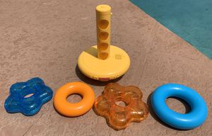 Photo Like new Fisher Price Little Superstar Rock-a-Stack baby toy with lights and sounds
